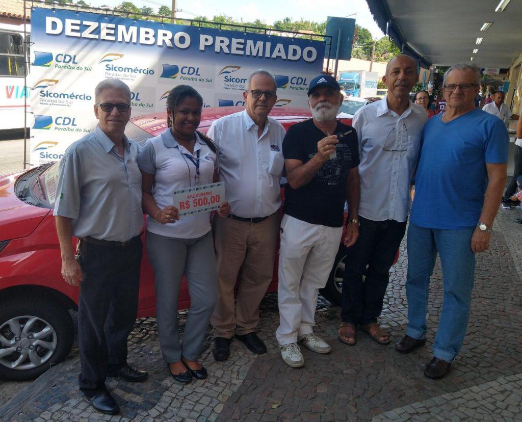 Dezembro Premiado da CDL Entrega 14º Carro Zero KM e Diversos Prêmios